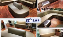 Clinic Sofa with Storage